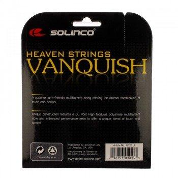 naciąg tenisowy SOLINCO HEAVEN STRINGS VANQUISH 12m