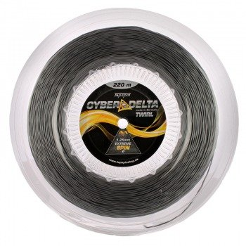 naciąg tenisowy TOPSPIN CYBER DELTA TWIRL 1,25 mm / 220m EXTREME SPIN
