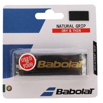 owijka tenisowa BABOLAT NATURAL GRIP /  670046-105