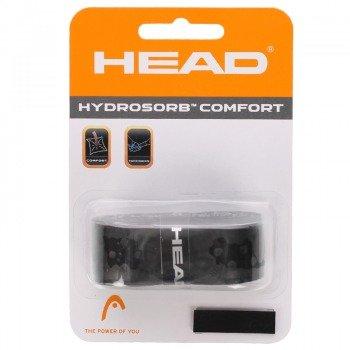 owijka tenisowa HEAD OWIJKA HYDROSORB COMFORT BLACK / 285313 BK