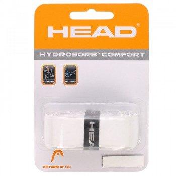 owijka tenisowa HEAD OWIJKA HYDROSORB COMFORT WHITE / 285313 WH