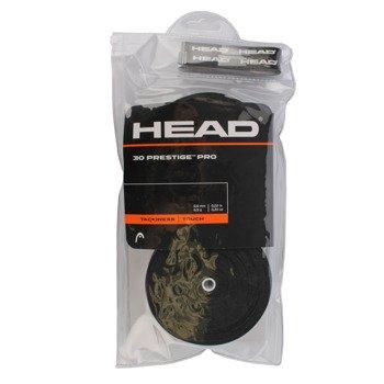 owijki tenisowe HEAD PRESTIGE PRO X30 WHITE / 285445