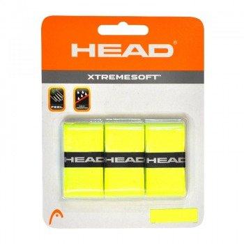 owijki tenisowe HEAD XTREMESOFT X3 YELLOW / 285104