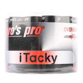 owijki tenisowe PRO'S PRO ITACKY 60ER WHITE / TOPP-079