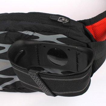 pas do biegania NIKE STORM 2-BOTTLE WAISTPACK / NRL30060 BK