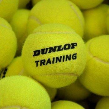 piłki tenisowe DUNLOP TRAINING x 60szt.  /WOREK