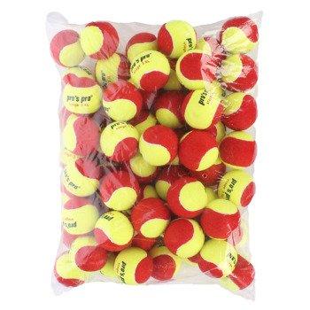 piłki tenisowe PRO'S PRO STAGE 3XL (60 szt. worek)