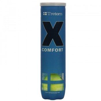 piłki tenisowe TRETORN X-COMFORT 4x18