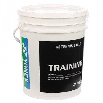 piłki tenisowe YONEX TRAINING BALLS - wiadro/60 piłek / TPY-003