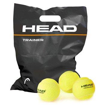 piłki tenisowe worek HEAD 72B TRAINER - 72 sztuki / 578120