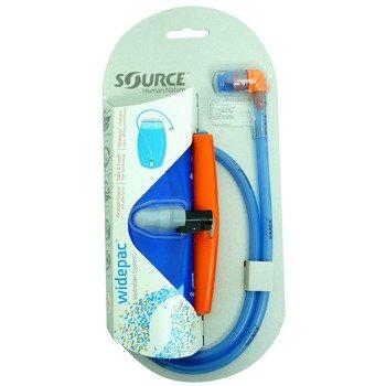 pojemnik na wodę SOURCE WLP TRANSPARENT BLUE 2L