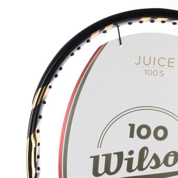 rakieta tenisowa WILSON JUICE 100S PACKAGE 100 YEARS / WRT7226002