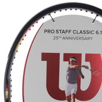 rakieta tenisowa WILSON PRO STAFF CLASSIC 6.1 25th ANNIVERSARY  / WRT73051