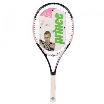 rakieta tenisowa juniorska PRINCE PINK 26