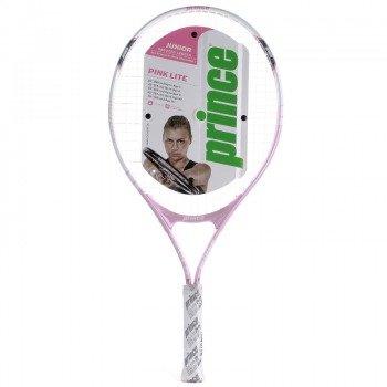 rakieta tenisowa juniorska PRINCE PINK LITE 23