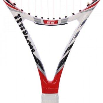 rakieta tenisowa juniorska WILSON STEAM 25 / WRT532100