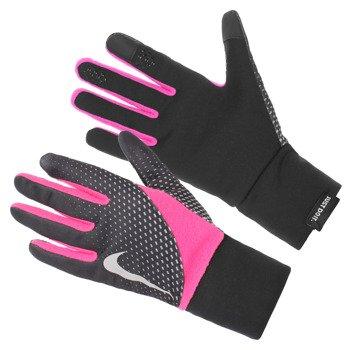 rękawiczki do biegania damskie NIKE THERMAL 2.0 RUN GLOVES / NRGA8067-067