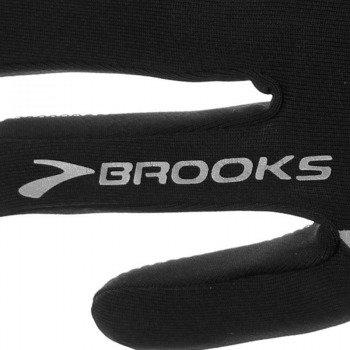 rękawiczki do biegania męskie BROOKS VAPOR DRY 3 GLOVE II