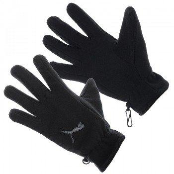 rękawiczki sportowe PUMA FUNDAMENTALS FLEECE GLOVES / 040861-01