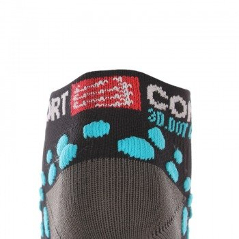skarpety kompresyjne COMPRESSPORT RUN PRO RACING SOCKS 3D.DOT LOW-CUT (1 para) / 47319-205