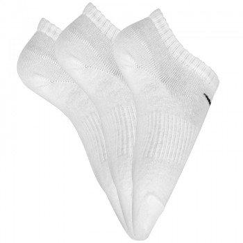 skarpety sportowe NIKE COTTON NON CUSH NS (3 pary) white/black