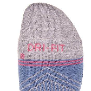 skarpety sportowe damskie NIKE WOMEN'S DRI-FIT COTTON (3 pary) / SX4877-973