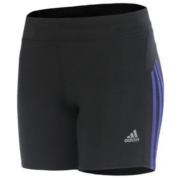 spodenki do biegania damskie ADIDAS RESPONSE SHORT TIGHTS / S15640