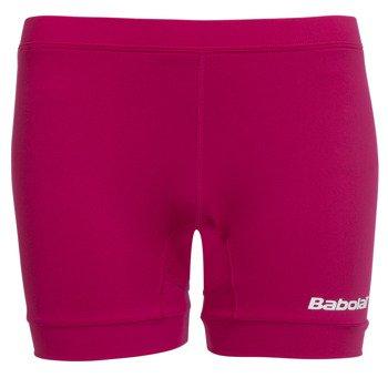 spodenki tenisowe damskie BABOLAT SHORTY MATCH PERFORMANCE / 41S1522-127