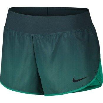 spodenki tenisowe damskie NIKE BASELINE SHORT / 728785-346