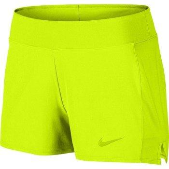 spodenki tenisowe damskie NIKE BASELINE SHORT / 728785-702