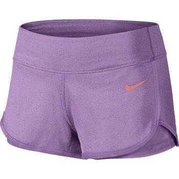 spodenki tenisowe damskie NIKE COURT SHORT / 646175-552