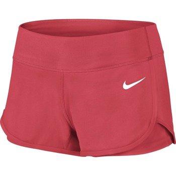 spodenki tenisowe damskie NIKE COURT SHORT / 646175-850