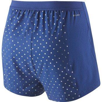 spodenki tenisowe damskie NIKE PRINTED WOVEN SHORT / 620848-455