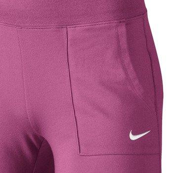 spodenki tenisowe dziewczęce NIKE N40 JERSEY SHORT / 588992-627