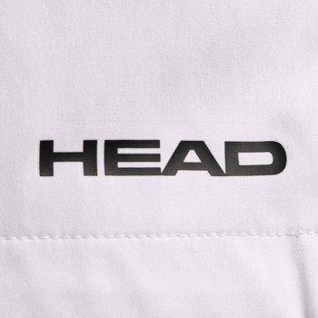 spodenki tenisowe męskie HEAD CLUB  SHORT / 811645-WH