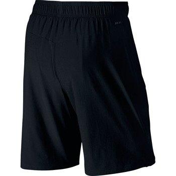 spodenki tenisowe męskie NIKE 2 IN 1 10'' SHORT / 596603-010
