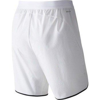 """spodenki tenisowe męskie NIKE GLADIATOR 9"""" SHORT / 728980-100"""