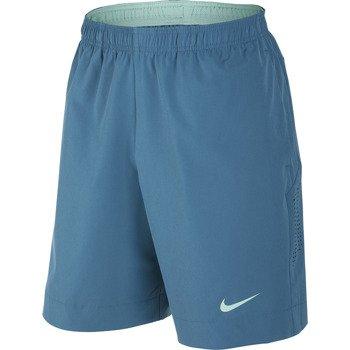 spodenki tenisowe męskie NIKE PREMIER GLADIATOR SHORT Roger Federer US Open Series 2014 / 619009-427