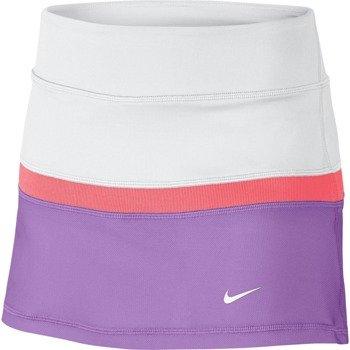 spódniczka tenisowa dziewczęca NIKE COURT SKIRT / 637533-552