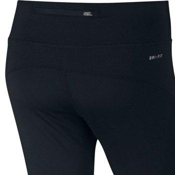 spodnie do biegania damskie 3/4 NIKE DRI FIT EPIC LUX CROP / 618232-010