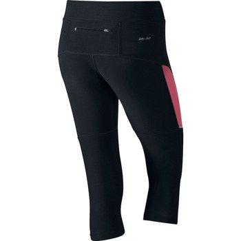 spodnie do biegania damskie 3/4 NIKE FILAMENT CAPRI / 519841-026