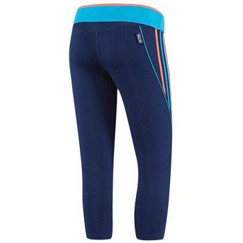 spodnie do biegania damskie ADIDAS AKTIV 3/4 TIGHT / D85749