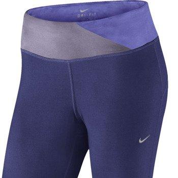 spodnie do biegania damskie NIKE EPIC RUN TIGHT / 546658-512