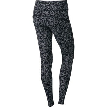 spodnie do biegania damskie NIKE LOTUS EPIC RUN TIGHT / 686061-010