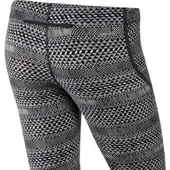 spodnie do biegania damskie NIKE PREMUIM NYL/SPX CROP / 589115-011