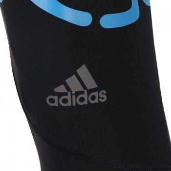 spodnie do biegania męskie ADIDAS ADIZERO SPRINT WEB LONG TIGHT / F82865