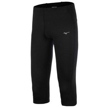spodnie do biegania męskie MIZUNO DRYLITE CORE 3/4 TIGHT / J2GB504209