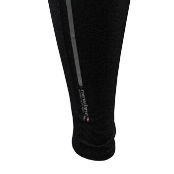 spodnie do biegania męskie NEWLINE IMOTION HEATHER WARM TIGHTS / 11163-794