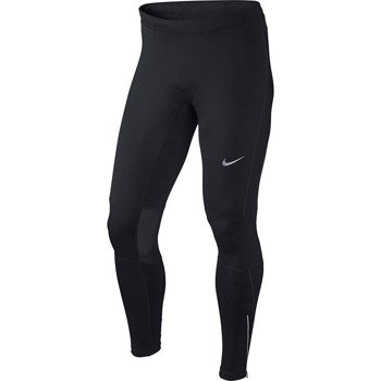 spodnie do biegania męskie NIKE DRI-FIT ESSENTIAL TIGHT LONG / 644256-011
