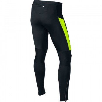spodnie do biegania męskie NIKE ELEMENT THERMAL TIGHT / 548162-011